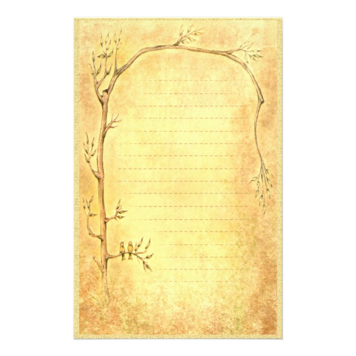 Spring Awakening - Golden Stationery