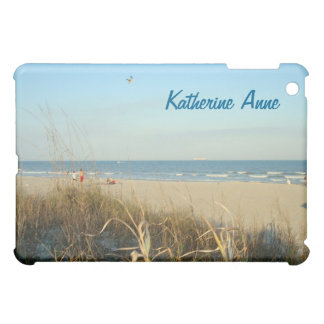 Spring Beach No. 3 Personalized iPad Mini Covers