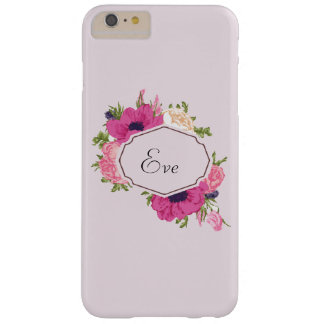 Spring Beauty Framed Barely There iPhone 6 Plus Case