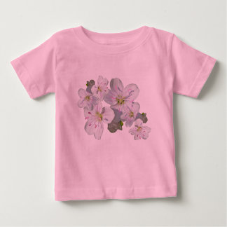 Spring Beauty Wildflower Coordinating Items T Shirt