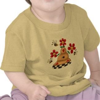 Spring Beehive Tshirt