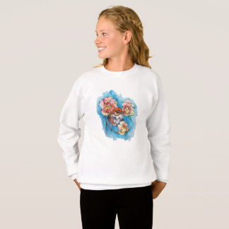 spring bird sweatshirt