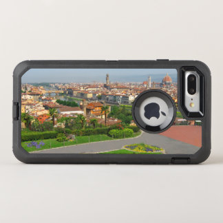 Spring blooms in Florence OtterBox Defender iPhone 7 Plus Case