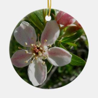 Spring Blossom Christmas Ornament