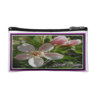 Spring Blossom Cosmetic Bag