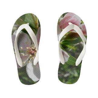 Spring Blossom Kid's Flip Flops