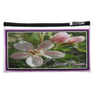 Spring Blossom Makeup Bag
