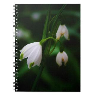 Spring Blossom Spiral Notebook