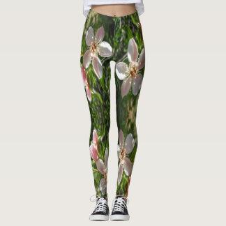 Spring Blossom XO Leggings
