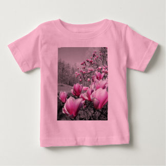 Spring Blossoms Baby T-Shirt