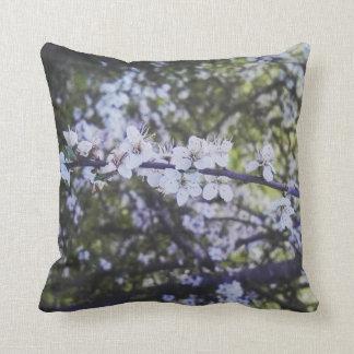 Spring Blossoms Cushion