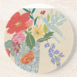 Spring Blossoms II Coaster