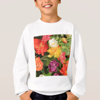 Spring bouquet by Thespringgarden Sweatshirt