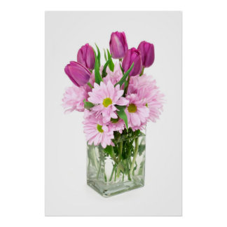 Spring Bouquet Posters