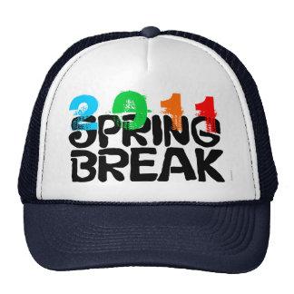 Spring Break 2011 Hat 1