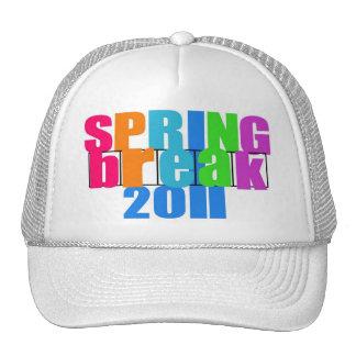 Spring Break 2011 Hat