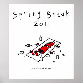 Spring Break 2011 Posters