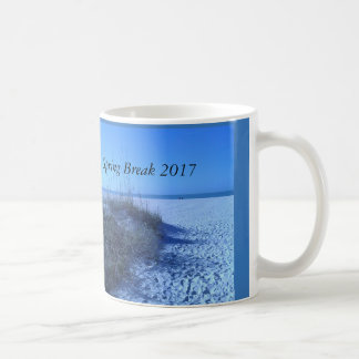 SPRING BREAK 2017 OCEAN BEACH COFFEE MUG