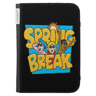 Spring Break 3 Case For The Kindle