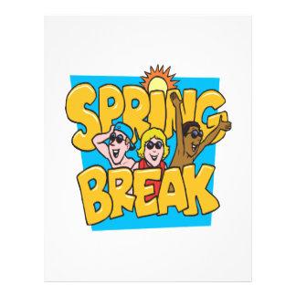 Spring Break 3 Custom Flyer