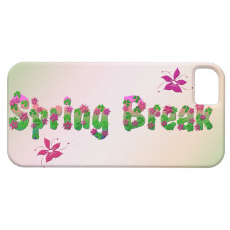Spring Break Barely There iPhone 5 Case