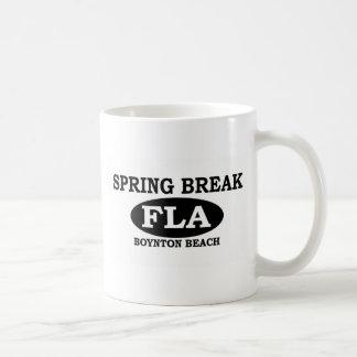 Spring Break Boynton Beach Coffee Mug