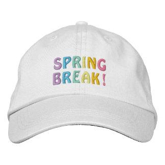 SPRING BREAK! Cap Baseball Cap