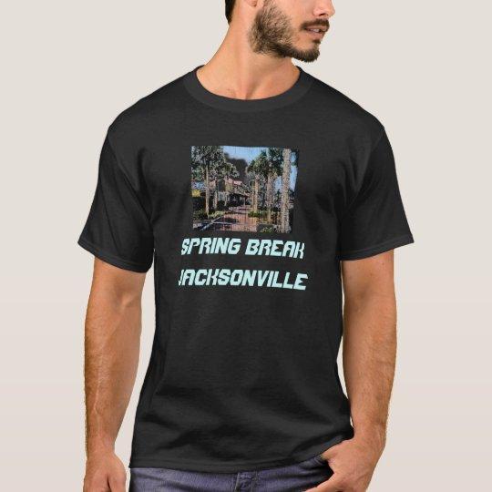 Spring Break Jacksonville T-Shirt