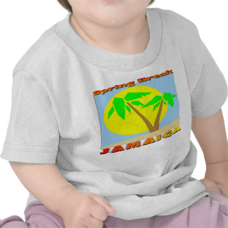 Spring Break Jamaica Tee Shirt