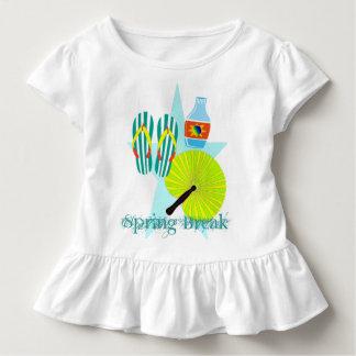 Spring Break Toddler T-Shirt