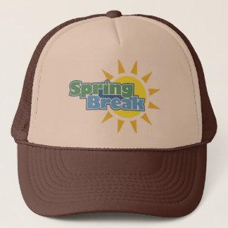 Spring Break Trucker Hat