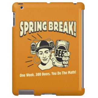 Spring Break: You do the Math iPad Case
