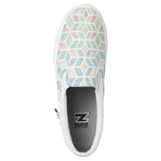 Spring Breeze Mix & Match Prism Printed Shoes