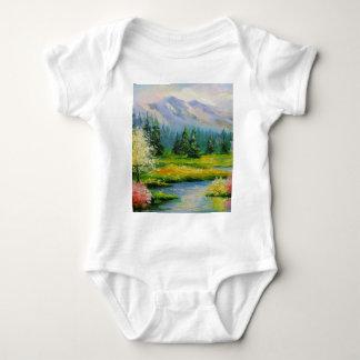 Spring Brook Baby Bodysuit