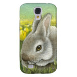 Spring bunny galaxy s4 covers