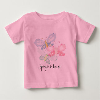 Spring Butterflies Tees