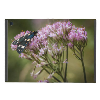 Spring butterfly on wildflowers case for iPad mini