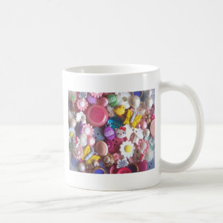 Spring Buttons Coffee Mug