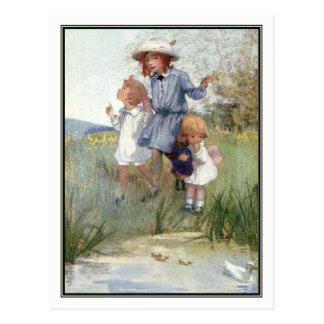 Spring by Honor C. Appleton Postcard
