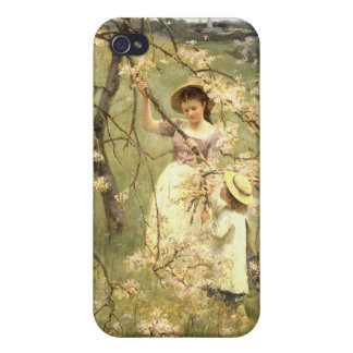 Spring, c.1880 case for the iPhone 4