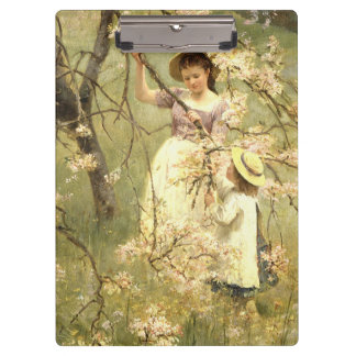 Spring, c.1880 clipboard