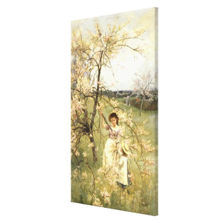 Spring, c.1880 gallery wrapped canvas