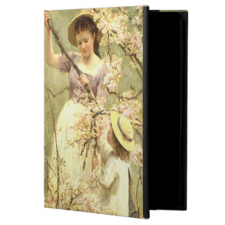 Spring, c.1880 iPad air cases