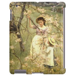 Spring, c.1880 iPad case