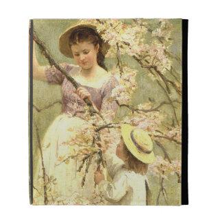 Spring, c.1880 iPad cases