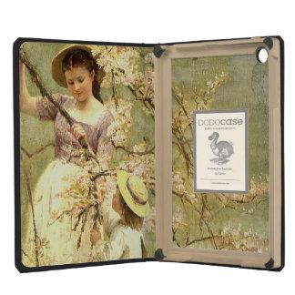 Spring, c.1880 iPad mini cover