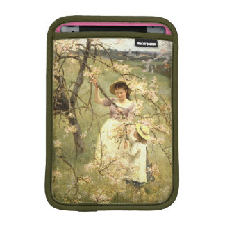 Spring, c.1880 iPad mini sleeve