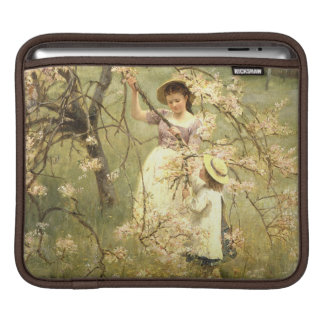 Spring, c.1880 iPad sleeve