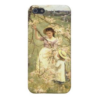 Spring, c.1880 iPhone 5/5S cases
