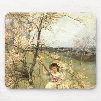 Spring, c.1880 mousepad